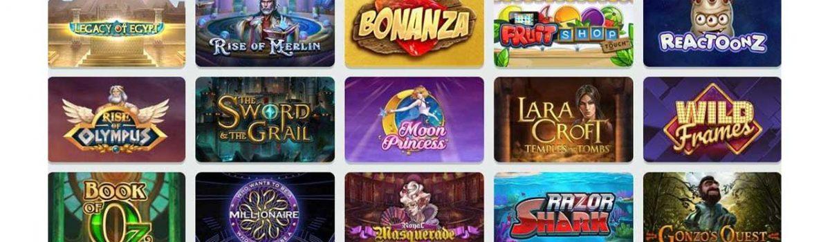 Jenis Game Slot Online Terlengkap